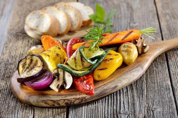 Five vegetarian and vegan options in Milan