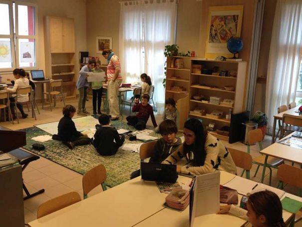 Montessori Bilingual School of Milan