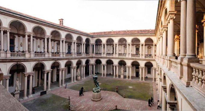 Pinacoteca di Brera (Brera Art Gallery)