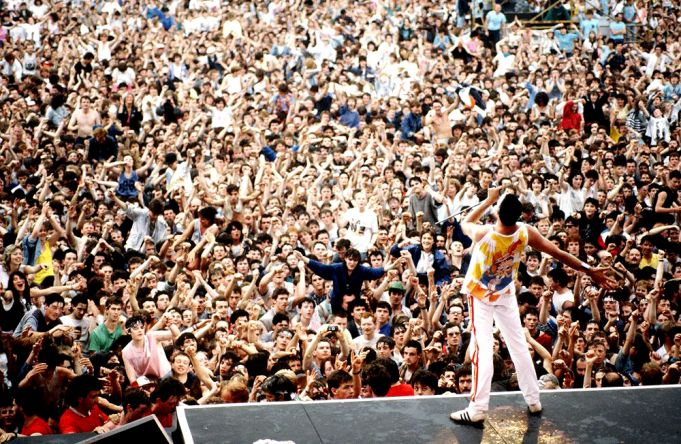 Freddie Mercury, 5 September 1946 - 24 November 1991