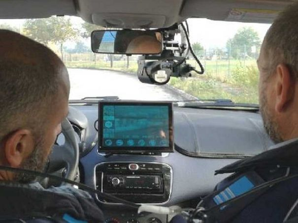 "Milan cops to deploy ""invisible"" speed traps"