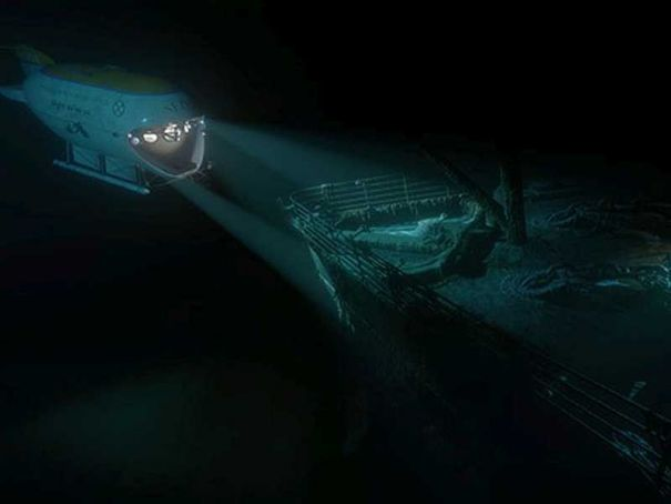 Visit the Titanic in Milan museum
