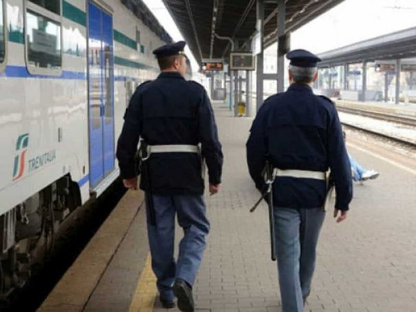 A year of security on Lombardy trains