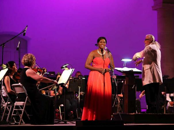 Californian Angel Blue sings at La Scala