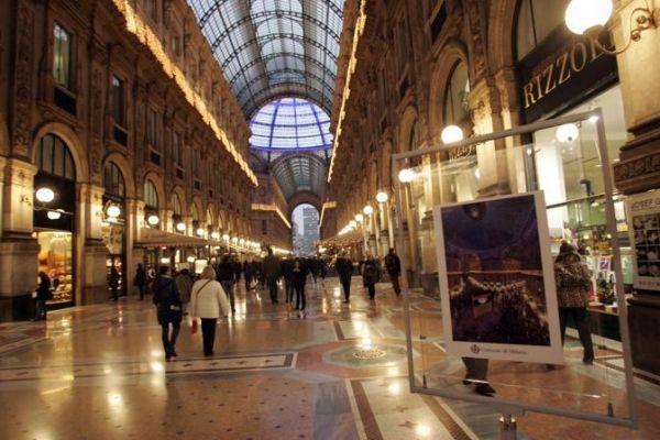 Works at Galleria Vittorio Emanuele II are over - image 2