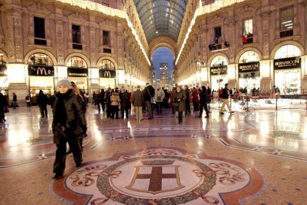 Works at Galleria Vittorio Emanuele II are over - image 3