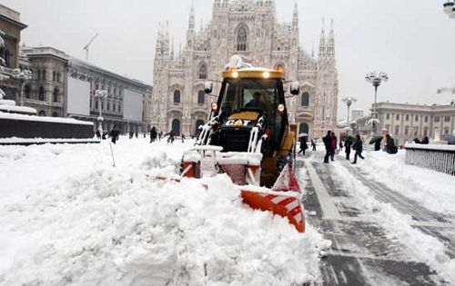 Milan's Central Station a refuge for the homeless - image 1