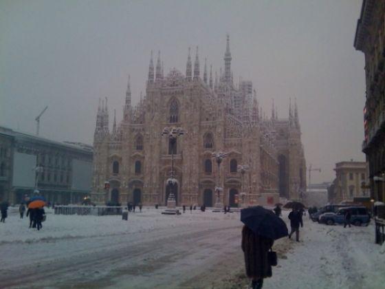 Snow in Milan - image 3