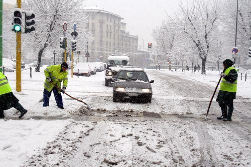 Snow in Milan - image 4