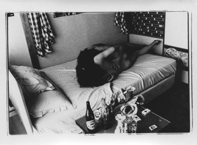 Nobuyoshi Araki's Photos and Polas - image 1