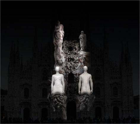 3D images on Milan's Duomo - image 3