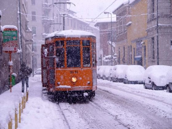 Snow in Milan - image 1