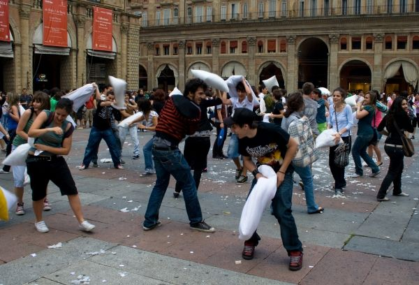Pillow Fight Milano - image 3