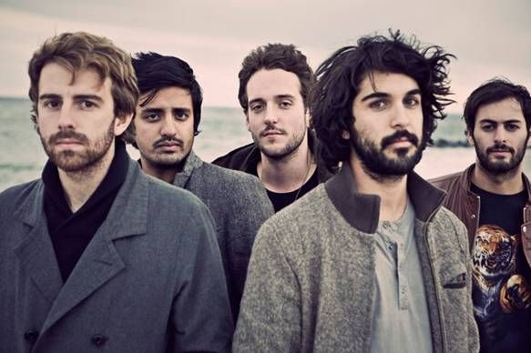 Young the Giant in concert in Milan - image 2