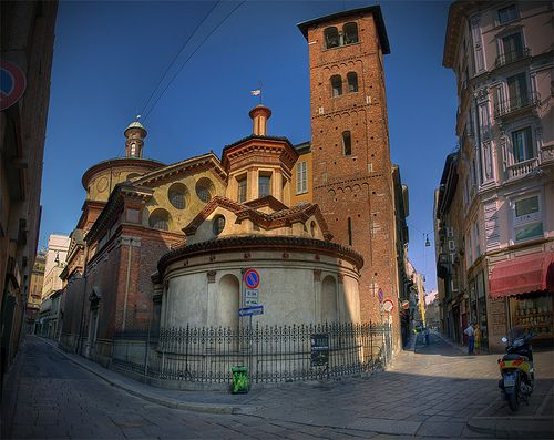 Milan's well-kept secrets - S. Maria presso S. Satiro - image 2