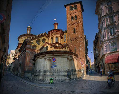 Milan's well-kept secrets - S. Maria presso S. Satiro - image 2