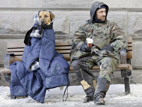 Milan collects warm clothing for homeless - image 2
