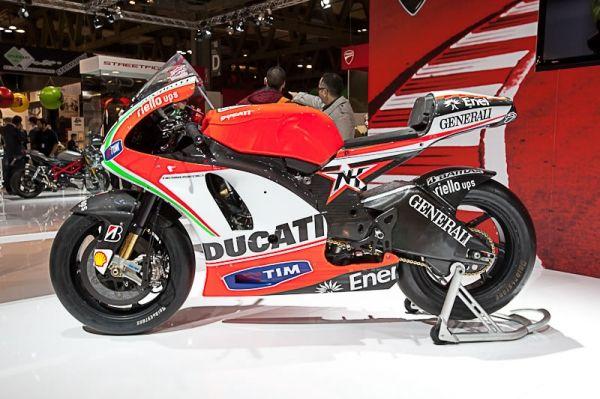ICMA 2012 motorbike show opens - image 1