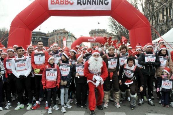 Babbo Running in Milan - image 2