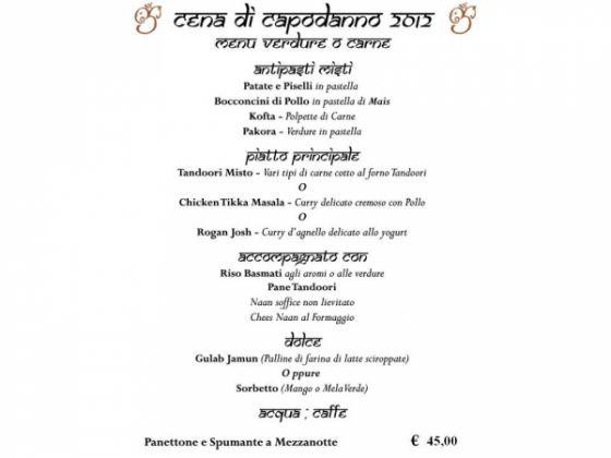 Tara Indian Restaurant - New Year's Eve Dinner - image 1