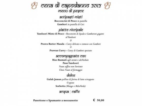 Tara Indian Restaurant - New Year's Eve Dinner - image 2