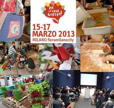 Fa' la cosa giusta! The fair of conscious consumption and sustainable lifestyles - image 4