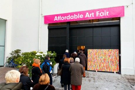 The affordable Art Fair Milan 2013 - image 4