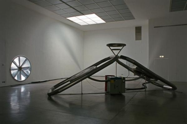 Micol Assaël at the HangarBicocca - image 2