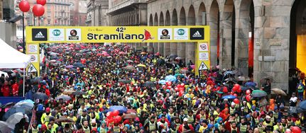 Milan ready for Stramilano marathon - image 1