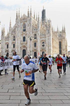 Milan gears up for marathon - image 2