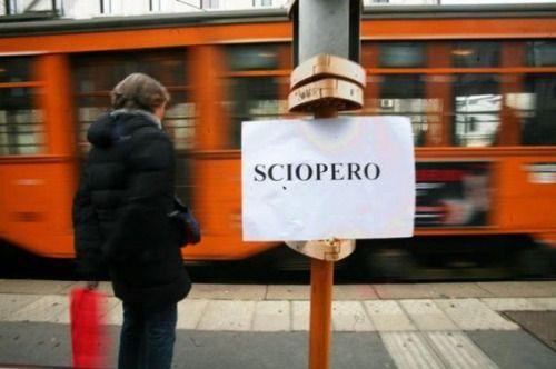 Transport strike in Milan - image 2