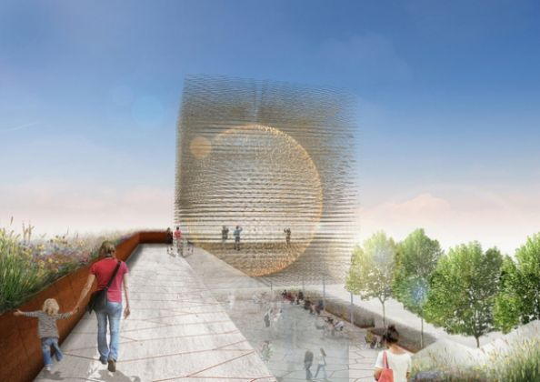 Britain's Expo pavilion inspired by honey bee - image 2