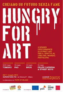 Street art for Food Right Now - image 1