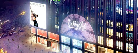 Galeries Lafayette to open in Milan - image 3