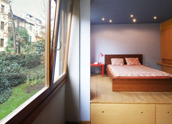 Nice 1br condo, good Fiera location, spacious, many extras - image 2