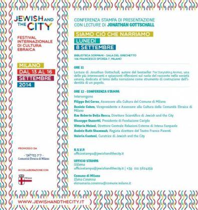 Jewish and the City - image 1
