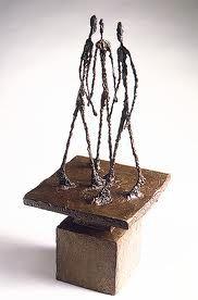 Giacometti at the Galleria d'Arte Moderna - image 2