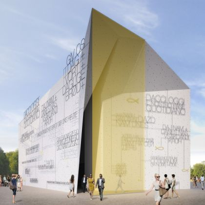 Vatican presents pavilion for Milan's Expo 2015 - image 2