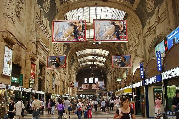 New look for Milan Central - image 2