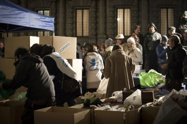 Milan's Arca steps up help for homeless - image 2