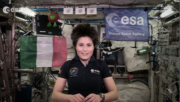 Message from space for Expo Milan - image 1