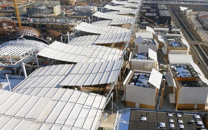 PM Renzi visits Milan Expo site - image 3