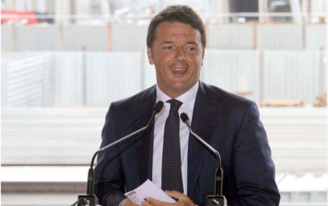 PM Renzi visits Milan Expo site - image 2