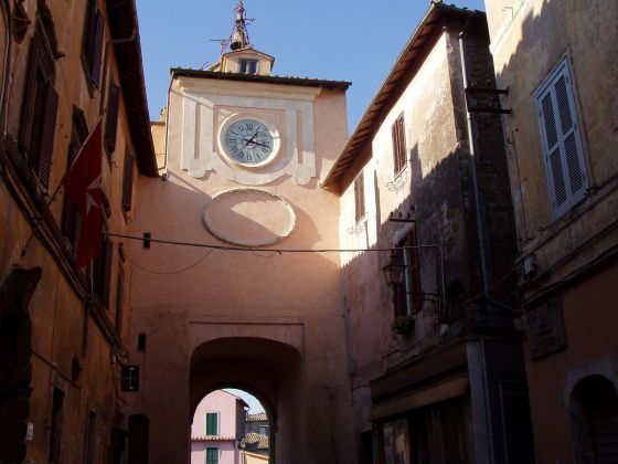 CAPRANICA, MEDIEVAL VILLAGE BETWEEN ROMA AND TUSCANY - image 20