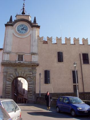 CAPRANICA, MEDIEVAL VILLAGE BETWEEN ROMA AND TUSCANY - image 17