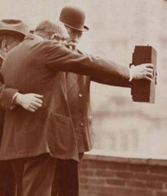 Selfie mon amour