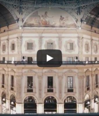 Milan promoting itself