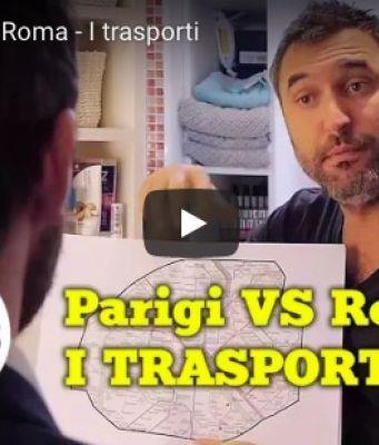 Rome VS Paris