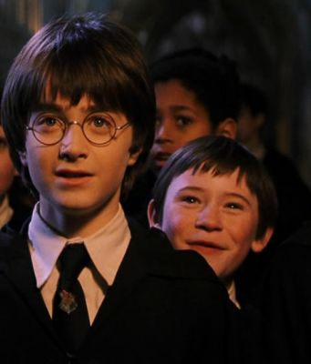 16 November 2001, the first Harry Potter film is released
