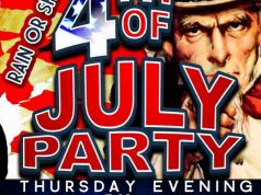 American 4th of July Party